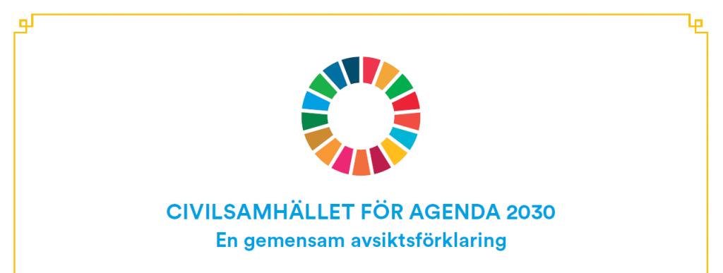 Civilsamhället för Agenda 2030
