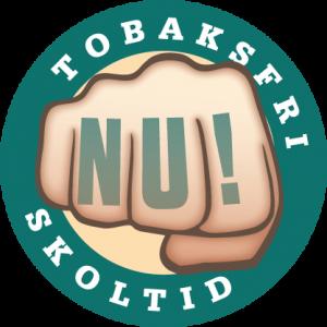 Tobaksfri skoltid logga
